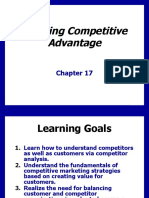 creating adv compitation chapter 17