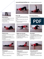 Arthritis Exercise
