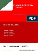 03.  SEMANA 3 - FILOSOFIA DEL DERECHO