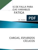 Teorías de falla CARGAS VARIABLES_2019