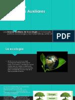 Ciencias Auxiliares de la Ecología CIENCIA