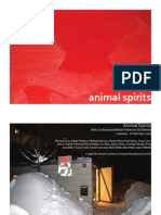 Animal Spirits - NZ & UK Artists in Stockholm
