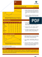 Economy first cut - inflation Dec 2010