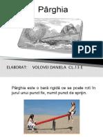 Pîrghia Volovei-Daniela