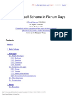 Teach Yourself Scheme in Fixnum Days -  Dorai Sitaram