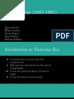 Victorian Age (1837-1901)
