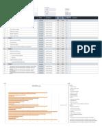 x14 project management schedule