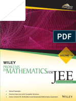 Wiley s Problems in Mathematics for IIT JEE Main and Advanced Vol II 2 Maestro Series with Summarized Concepts ( PDFDrive ).pdf