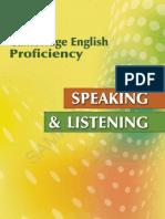 CPE Speaking
