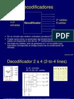 Clase 6 Decodificadores