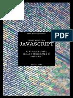 Começando com JavaScript_ 30 atividades para iniciar o aprendizado de JavaScript (#30DiasDeCodigo Livro 1)