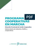 Programa Cooperativas en Marcha FINAL