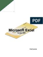 Apostila do Microsoft Excel 2007
