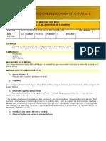 evaluacion de 6º Español (2011)