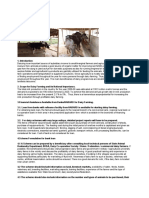 Dairy Farm Project