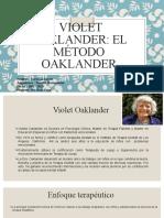 violet oaklander ps. humanista