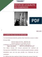 Amélioration de la qualité des essences.pdf