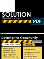 PROFES2 - SolutionDevelopment
