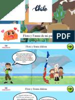 FLORA Y FAUNA CHILE FONOCREATY