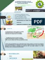 GRUPO N° 03 EVALUACIÓN DE PARÁMETROS DE CALIDAD PARA LA DETERMINACIÓN DE CARBONO ORGÁNICO EN SUELOS.pptx
