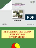 MASHAV 2020 El Control Climatico #04