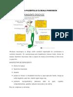 Ingrijirea Pacientului Cu Boala Parkinson