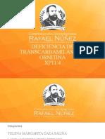 DEFICIENCIA TRANSCARBAMILASA DIAPOSITIVAS.pptx