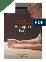 Rachel Cusk - Arlington Park (RO)