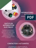 Csc Interruptores Eléctricos
