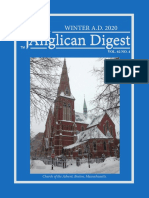 The Anglican Digest - Winter 2020