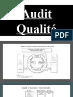 Audit Qualité Partie 1 et 2