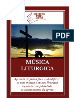 Musica Liturgica DICAS