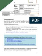Guía N°3 y N°4 - Unidad 1 - Séptimo Básico - Lenguaje ester cruz