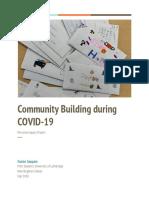 pip community in covid