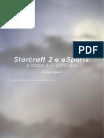 Starcraft 2 e eSports