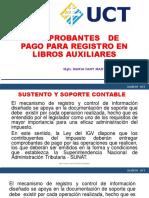 DIAPOSITIVA COMPROBANTES DE PAGO