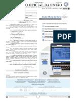 MP regulamenta estrutura da PCDF