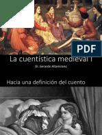 4 Cuentística medieval