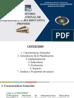 Análisis de Pronied