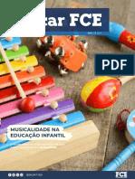 Musicalidade na educação imfantil
