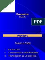 Procesos de computadora