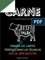 Carne (Traducción al Español) - Domina los Cortes, Perfecciona Técnicas, +300 Recetas - Nichola Fletcher - DK 20190930B.pdf