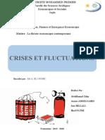 T 8  crises et fluctuations