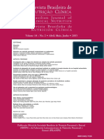 Uso oral de glutamina oral e parenteral em pacientes onco hematológicos