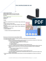 Catalogo e Instrucciones de Uso Ecozone
