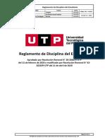 Anexo de La Resolución Rectoral N 62-2020-R-UTP Reglamento de Disciplina Propuesta 202004200196327d-6d2c-4fd9-9f62-3840393c891b