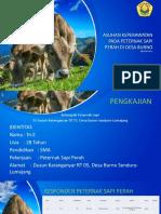 PPT Presentasi Desa Burno