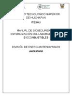 manual de bioseguridad y esterilizacion biocombustibles