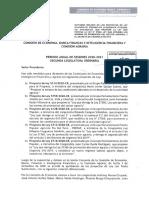 Moción de derogación de la Ley 27360 (Ley Chimpler) y decreto de urgencia 043-2019 (Martín Vizcarra)