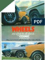 Cosmic Wheels 1972